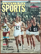 More details for world sports. volume 32, no. 5 athletics, soccer, golf may 1966
