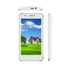 "MAJESTIC ARES 33 SMARTPHONE 5"" DUAL SIM MULTITOUCH QUADCORE 1.3GHz ANDROID,NUOVO"