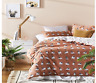 Home Republic PJ Pug Queen Quilt Cover Set BNIP RRP $149.99