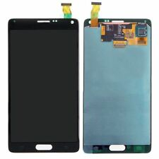 SBI Fr Samsung Galaxy Note 4 Black N910A N910 LCD Display Digitizer Touch Screen