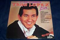 TRINI LOPEZ If I Had A Hammer LP   ''  EX/CONDITION  ''