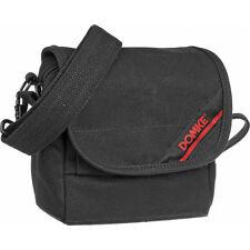 Domke 700-51B F-5XA Small Shoulder & Belt Bag Canvas Lightweight design (Black)
