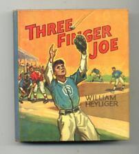 Three Finger Joe    Big Little Book     1937     Saalfield
