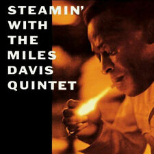 Davis, Miles	Steamin' with the Miles Davis Quintet (New Vinyl)