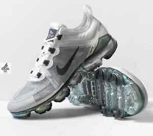 Nike Air Vapormax 2019 ( Men's Size 11.5 ) Premium White Platinum AT6810-100