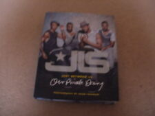 NEW book JLS Just Between Us Our Private Diary, hardback, FREE POSTAGE