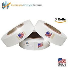 USPS APPROVED Extra Large 613-H Connect Tape Connect Series (3) Rolls