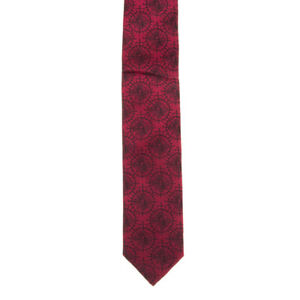 RRP €130 RICHMOND Silk Jacquard Necktie Patterned Fully Lined Made in Italy