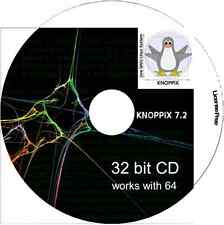 Knoppix – Linux Live Desktop – runs from memory even if hard drive is faulty