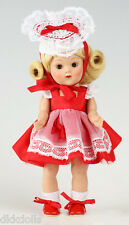 Vogue My Valentine  Ginny Vintage Reproduction Doll with Card,  2011