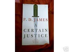 A Certain Justice - P D James - SC - 1997