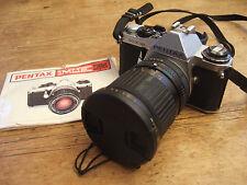 Cámara SLR Vintage Pentax Me Super 35mm