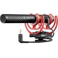 RØDEVideoMic NTG On-Camera Shotgun Microphone - Black