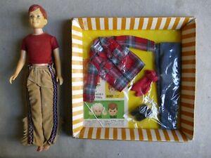 RICKY Mattel 1963 et tenue 1964