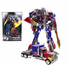WeiJiang Oversized Transformers SS05 Optimus Prime Action Figure 11 inches Toy