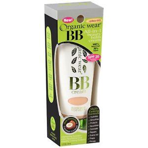 Physicians Formula Organic Wear BB Beauty Balm Cream Light/Medium 6430