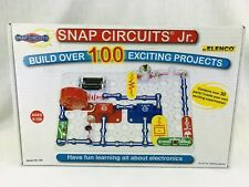 SNAP CIRCUIT JR - Electric Circuit Discovery Kit - Fun Creative Educational