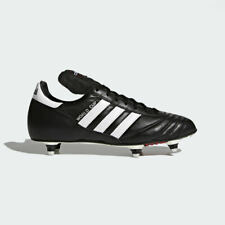 Adidas World Cup Mens Soccer Cleats Black/Cloud White 011040 Copa Mundial NEW!
