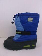 "Sorel Winter Boots size 5 Womens Blue ""Flurry"""