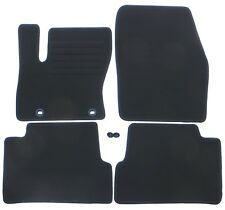 Ford C-Max Mk2 2011 Onwards Tapis De Voiture Tapis De Sol Noir