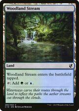 *MtG: 4x Woodland Stream- Commander 2019 Common - magicman-europe*