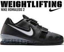 NIKE Romaleos 2 Weightlifting Powerlifting Shoes Gewichtheberschuhe Black