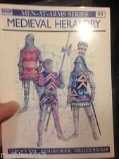 Osprey Men At Arms Series Medieval Heraldry #99