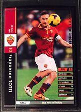 2013-14 Panini WCCF Francesco Totti AS Roma card