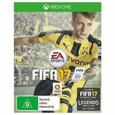 FIFA 17 XBOX ONE Brand New *DISPATCHED FROM BRISBANE*