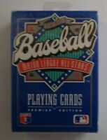 1990 Major League Baseball All-Star Playing Cards Factory Sealed