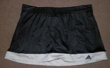 Womens Medium M Adidas Tennis Golf Club Casual Dress Classic Skirt Skort