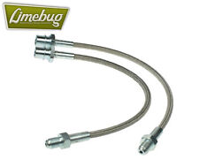 VW T2 Stainless Steel Rear Brake Line Set Fits Bay Window 1967-1979 Camper Bus