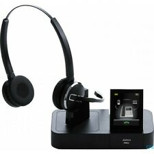 Jabra PRO 9465 Duo Wireless Bluetooth Headset with Touch Screen