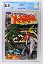 X-Men #61 - Marvel 1969 CGC 8.0 2nd Appearance of Sauron.