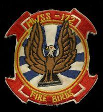 USMC MWSS-172 Firebirds Patch RP-3