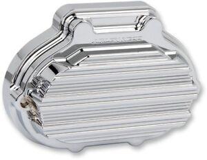 Arlen Ness Chrome Transmission Side Cover - 03-822 26-3649 1105-0109