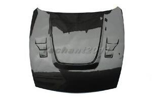 FRP Fiber Glass JP-R Style Hood Bonnet Fit For 2009-2014 Nissan 370Z Z34