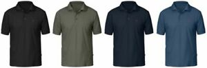 Fjällräven Crowley Pique Men's Outdoor-Polo Shirt