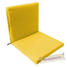 Coussins et galettes de sièges modernes pour la décoration de la chambre à coucher