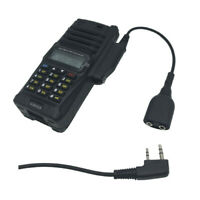 Walkie Talkie Audio Cable Adapter For Baofeng BF-9700 A-58 UV-XR UV-5S GT-3WP