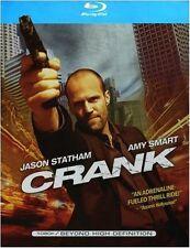Crank [Blu-ray] [DVD]