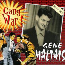 CD Gene Maltais - Gangwar - Rockabilly - Rock & Roll  WHITE ROCK - neuf Sealed