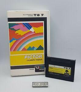 Pictor La Palette Magique Thomson TO7