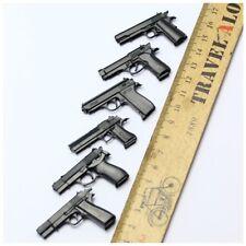 "1/6 Scale Gun Pistols Weapons Model Desert Walter For 12"" Action Figure Soldier"