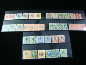 Danish West Indies Group Of Early Mint & Used Stamps $280.00 SCV Nice!!
