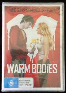 WARM BODIES Nicholas Hoult, Teresa Palmer, Rob Corddry (2013) DVD