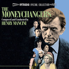 The Moneychangers - 2 x CD Complete Score- Limited 1500 - OOP - Henry Mancini