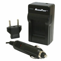 Power Charger for  CASIO NP-130 -AC NP-130 Battery Charger for CASIO Exilim EX-Z