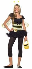 Sunflower Bee Costume for Teens size 10-12 New by Leg Avenue J48008