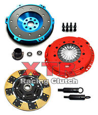 XTR KEVAR HD CLUTCH KIT& BILLET ALUMINUM FLYWHEEL for 95-99 BMW M3 E36 S50 S52